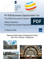 1. Recruitment of Consultants_Galiya Ismakova_BOF 2018 Consulting Services_12Mar18