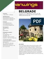 Belgrade En