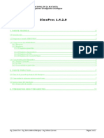 Instructivo Para Uso SimulProc