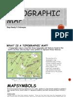 1. Topographic Map