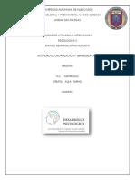 Actividad de Organización y Jerarquizacion Orientación 2