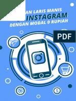 Jualan Laris Manis Di Instagram Dengan Modal o Rupiah (2)