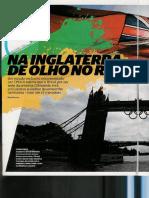 Na Inglaterra de Olho No Rio - Revista Época