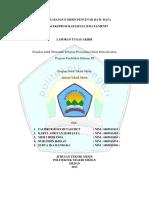 Rancang Bangun Mesin Pencetak Batu Bata Sistem Ekstrusi Kapasitas 20 Bata Per Menit (ME)