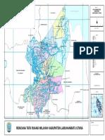 Gb 1-2 Peta Batas Administrasi Kabupaten Labuhanbatu Utara
