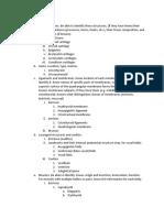 Module 3 Study Guide