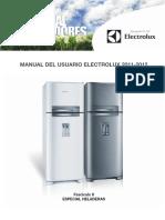 Manual Consumidor Heladeras