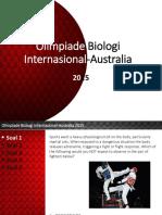 Soalolimpiadebiologiinternasional Australia 160908085611