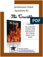 The Crucible Comp Questions Booklet