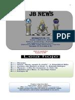 JB News - Informativo Nr. 0773