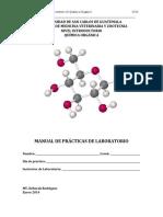 Manual Orgánica FMVZ