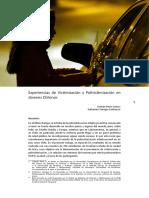 Experiencias de Victimización y Polivictimización en Jóvenes Chilenos