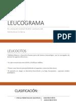 LEUCOGRAMAAA