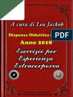 I Casti 2018 Esercizio Per Esperienza Extracorporea a Cura Di Lea Jackob
