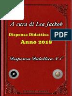 I Casti 2018  Dipensa didattica n 1° di Lea jackob