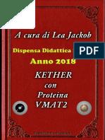 I Casti 2018 Kether Con Proteina VMAT2 a Cura Di Lea Jackob