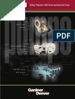 Brochure Gardner Denver Pumps LARGE