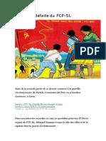 Blog_ LIMA La Défaite Du PCP-SL