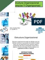 Estructura organizacional jerarquas y organigramas