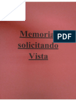 11. Memorial solicitando Vista.pdf