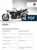 F800R - Manual Usuario BMW