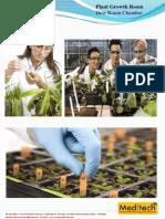 Plant Growth Room-Dew Room