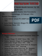 Presentasi Darma Wanita Kabupaten Maret 2016