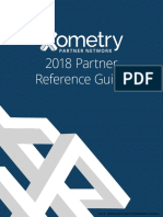 2018 Xometry Partner Reference Guide
