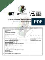CURSO+INTERNACIONAL+DE+MANEJO+DE+HERPETOFAUNA