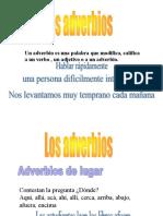 Los Adverbios[1]