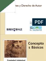 Patentes y Derecho de Autor Conacyt 06 2011
