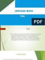La Identidad Maya