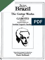 The Guitar Works of Garoto Volume 1