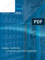 Catalogo Material Gases Especiales Linde
