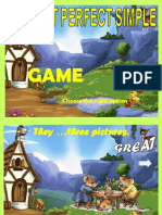 Present Perfect Simple Games 9650
