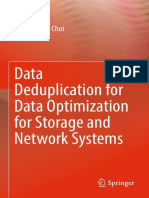Daehee Kim, Sejun Song, Baek-Young Choi (Auth.)-Data Deduplication for Data Optimization for Storage and Network Systems-Springer International Publishing (2017)
