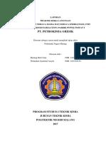 KP T.kimia Dep.candal 2A -Polinema