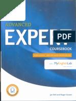Advanced Expert - Coursebook