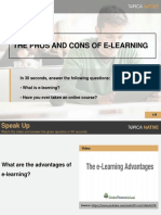 25.01 .2018 LS Inter the Pros and Cons of Elearning Trinhntt4