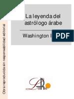 La Leyenda Del Astrologo arabe