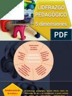 lasdimensionesdelliderazgopedagogicoccesa007-160908210440