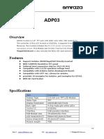 UserManual-ADP03
