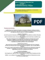 Presentation Pour Leaflet