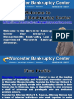 Bankruptcy Lawyers in Worcester MA