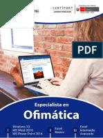 5.Especialista en Ofimatica