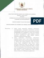 Permen ESDM Nomor 2 Tahun 2018