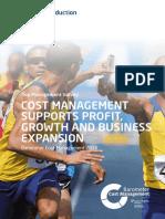 Barometer Cost Management 2016