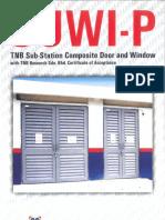 TNB Letter on Composite Door