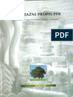 Montažni Propis PPR