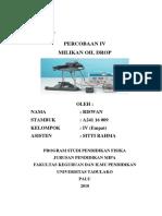 Milikan Oil Drop_riswan(a24116009)